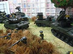 Military Mega Briks